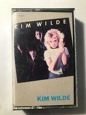 Kim Wilde *4N 16351 *cassette tape *VG+ *1987 EMI America *rock *self titled POP