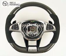 LE TEF® Carbon Piano Lenkrad für Mercedes-Benz AMG GTS C190 W205 W222 W217 W447
