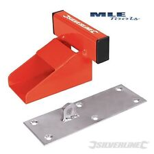 538487 Silverline up and over Garage Door Defender Heavy Duty lock stopper