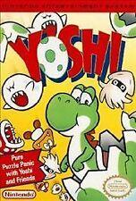 Yoshi (Nintendo Entertainment System, 1992)