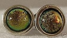 Authentic Trollbead Sterling Silver Iris Earrings New Trollbeads
