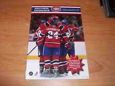 2009 Montreal Canadiens A 16 Month Poster Calendar NHL Hockey NEW Sealed Rare