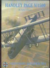 WINDSOCK  DATAFILE  164 - HANDLEY PAGE V 1500      new SB
