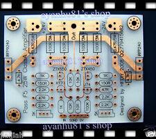 PASS F5 25W Class A Amplifier Verstärker Audio Power Amp Board PCB