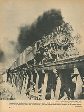 1956 Bonhomie & Hattiesburg Southern Railroad Locomotive #250 Mississippi