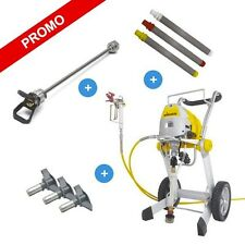 Wagner ProjectPro 119 Airless Paint Sprayer +extension 3 tips 3 filters G-3 pin