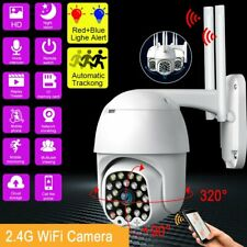 WIFI IP Kamera 1080P HD Außen Überwachungskamera Outdoor CCTV PTZ Webcam IR-CUT