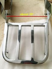 LARGE NEW PREMIUM QUALITY HONDA VTX R S C F 1300 1800 SISSY BAR LUGGAGE RACK