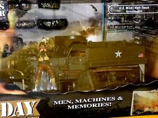 US M3A1 Half Track Normandy 1944  FORCES OF VALOR 81314 1:32