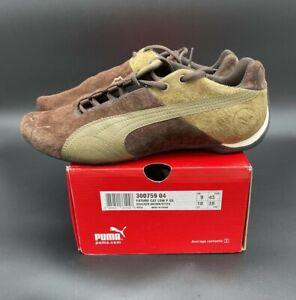 Puma Future Cat Low Mens Shoe Size 10 300759 04 Bracken Brown Otter