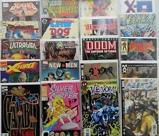 40 ALL MARVEL #1 ISSUES! SILVER SURFER/AGENT X/GAMBIT/VENOM/X-FORCE/FURY dx