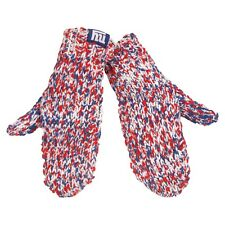 New York Giants Mittens Chunky Knit Gloves Winter New Women's Team Colors
