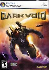 Dark Void (PC Game)A sinister parallel world of hostile aliens, powerful weapons