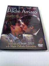 """DVD """"EL CRIMEN DEL PADRE AMARO"""" COMO NUEVO CARLOS CARRERA GAEL GARCIA BERNAL ANA"""