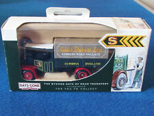 LLEDO DAYS GONE DIECAST FIGURE - EDDIE STOBART - FODEN STEAM WAGON - DG091007