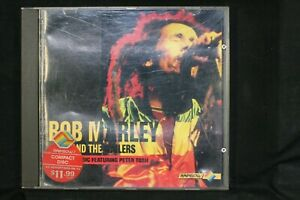 Bob Marley And The Wailers - FT Peter Tosh - Rainbow CD (C997)