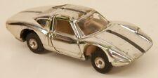 Vintage Aurora Speedline Porsche 904 Chrome USA 1/87 HO Scale