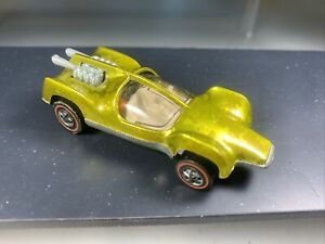 Hot Wheels Redline Yellow Mantis U.S