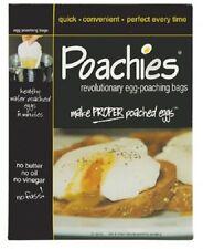 Poachies Pack of 20 Egg Poaching Bags,Various Quantities £2.65 - £6.60 UK SELLER