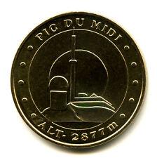 65 LA MONGIE Pic du Midi, 2007, Monnaie de Paris