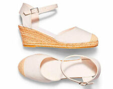 Unbranded Canvas Wedge Sandals & Beach Shoes for Women