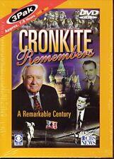 Cronkite Remembers - Cronkite Remebers A Remarka... - Cronkite Remembers CD 8XLN