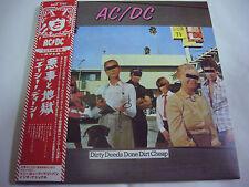 AC/DC-Dirty Deeds Done Dirt Cheap JAPAN Mini LP CD w/OBI Iron Maiden Scorpions
