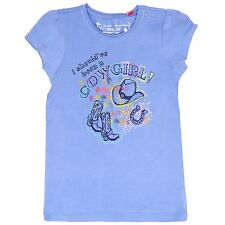❤ CAKEWALK ❤ Shirt KOSY T- Shirt gr. 92 / 2 Jahre Cowgirl lila