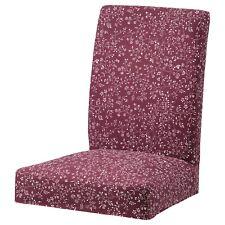 New HENRIKSDAL Chair cover, Ryrane dark red