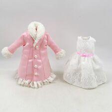 "For 12"" Neo Blythe doll Takara doll Fashion 2Pcs Dress/clothing"