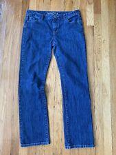 NAUTICA Women's Sz 8 Pacific Fit Medium Wash Mid Rise Blue Jeans
