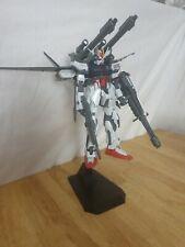 Gundam Strike GAT-X105 Mobile Suit Gundam Bandai Built