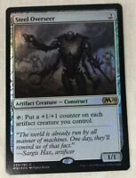 Magic The Gathering Card MTG Steel Overseer Foil X1 NM M20