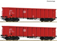 Roco H0 76726 Freight Car Set With Schrottbeladung D. DB AG Novelty 2020