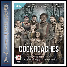 COCKROACHES - Daniel Lawrence Taylor  **BRAND NEW DVD***