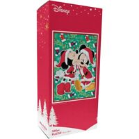 Disney Mickey And Minnie Mouse Christmas 500 Pcs Puzzle Santa Gift