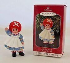 Hallmark Keepsake Ornament, Mop Top Wendy, Madame Alexander Collector's Series