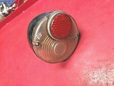 Aprilla Rear Tail Light Lamp Ducati Guzzi Gilera Aermacchi Benelli Mv Bobber