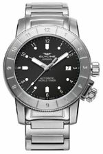 Glycine Men's 3955.191.MB1 Airman Double Twelve Automatic 42mm - GL0176