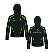Lamborghini Squadra Corse Mens Padded Winter Jacket GT3 Official Merchandise