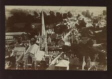 Somerset FROME General View Used 1913 RP PPC