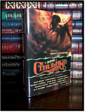 Book of Cthulhu Tales Inspired by H.P. Lovecraft New Hardcover Tentacles Terror