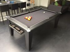 ***SUPERPOOL*** THE Supreme CLASSIC  6' & 7' Dining Pool Table