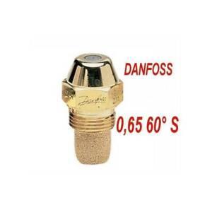 gicleur DANFOSS Type S  0,65 60° S 030F6914