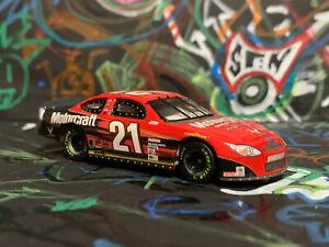 Hot Wheels Pro Racing NASCAR Ford Taurus Stocker 21 Motorcraft