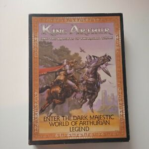 King Arthur And The Knights Of The Round Table - Wotan Games