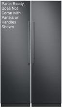 "New ListingDacor Drz24980Lap & Drr24980Rap 24"" Side-by-Side Column Refrigerator & Freezer"