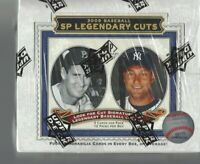 2009 Upper Deck Baseball SP Legendary Cuts Factory Sealed Packs For Sale