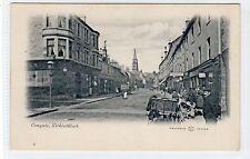 COWGATE, KIRKINTILLOCH: Dunbartonshire postcard (C21949)