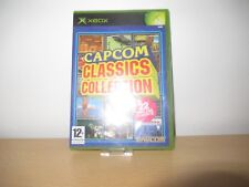 CAPCOM CLASSICS COLLECTION - XBOX  NEW & SEALED pal version